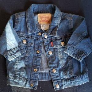 Baby Levi's jean jacket